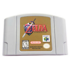 The Legend of Zelda Ocarina of Time Game Cartridge Console Card For Nintendo N64