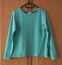 H&M Pullover für Mädchen Gr. 158 / 164 BASIC LINDGRÜN
