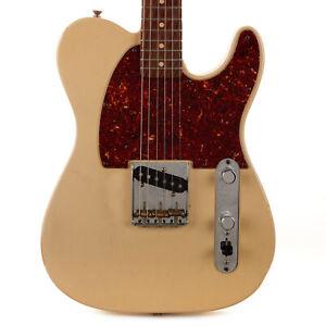 Used Fender Custom Shop 1960 Esquire Chris Fleming Masterbuilt 2004 Blonde