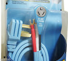 Monster Cable Power Cord with Gold Contact 3 Prong Plug for Electric Dryers 6ft photo