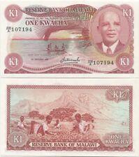 Malawi 1 Kwacha 1981 UNC P-14d