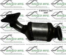 Catalytic Converter-Exact-Fit Front Left Davico Exc CA 19297