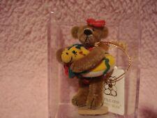 "Deb Canham Miniature Bear ""Jenny� Limited Edition ""Little Gem Bears�"