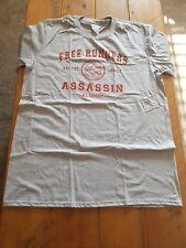 Assasins Creed T-shirt BRAND NEW Mens Geek Tshirt - LARGE -  UK