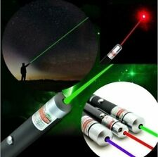 3PC 600 Miles Green & Red & Blue Purple Laser Pointer Pen AAA Super Bright Lazer