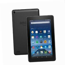 "Fire Tablet 7"" Wi-Fi, 16 GB with 1.3 GHz quad-core 5th Gen (Black) RF2642"