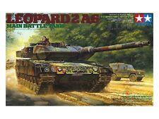Tamiya 35271 1/35 LEOPARD 2A6 German Main Battle Tank from Japan