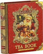 Basilur Tea - Ceylon Black Tea in luxury Tea Bag With Metal Tea Book Vol v