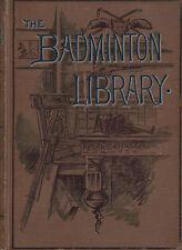 """1887 LIBRO Montague shearman """"ATLETICA & CALCIO"""" Rugby STORIA PRIMA EDIZIONE ** RARO **"""