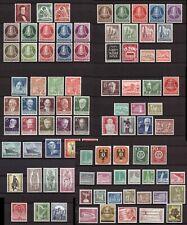 Berlin Jahrgang 1950 1951 1952 1953 1954 1955 1956 1957-1990 ** postfrisch MNH