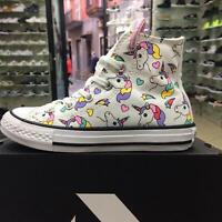 Scarpe Converse 663994 Unicorn Rainbow Unicorno Arcobaleno bambina ragazza