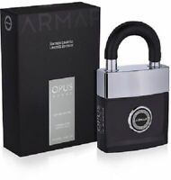 OPUS HOMME by Armaf Eau de Toilette For Men, 100 ml, free shipping.
