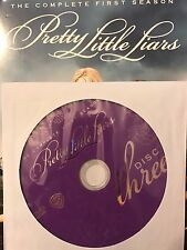 Hübsche kleine Lügner - 1 Staffel, Disc 3-Disc