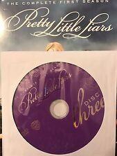 Pretty Little Liars - Season 1, Disc 3 REPLACEMENT DISC