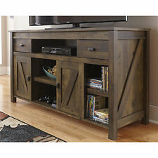 Dining Room Entertainment Media Console Tables Stands | eBay