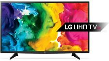 "LG 43UH610V 43"" Smart Ultra HDR Pro 4K LED TV Wi-Fi & Freeview HD & Freesat HD"