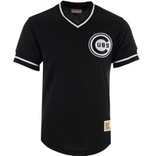 Mitchell & Ness Chicago Cubs Baseball Jersey New Mens X-LARGE