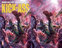 Kick-Ass 1 Image 2018 Felipe Massafera Color Virgin Set 2 Variant Mark Millar