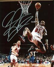 DENNIS RODMAN #1 REPRINT AUTOGRAPHED SIGNED PICTURE PHOTO COLLECTIBLE BULLS RP