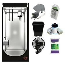 complete grow tent kit Basic Soil Starter Kit. hydroponics