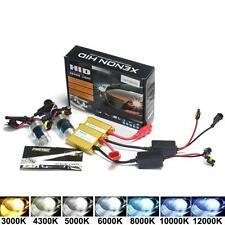 55W HID Xenon Headlight +Ballast Conversion KIT H1/H3/H4/H7/H11/9005/9006/9004/7