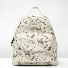 More details for hooks uk x loungefly exclusive - thumper & flowers backpack only