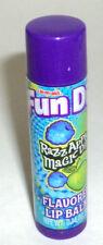 Lip Balm Flavored FUN DIP RAZZ APPLE MAGIC DIP