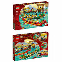 LEGO 80103 Dragon Boat Race 2019 Asia Chinese Exclusive Brick