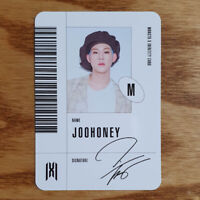 Joohoney Official Identity Card Monsta X Mini Album Follow - Find You Photocard