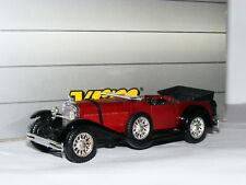 Verem Musée 302 1929 Mercedes-Benz W10 Torpedo Red/Black 1/43