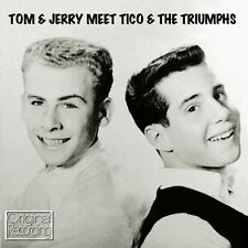 Tom & Jerry - Meet Tico & the Triumphs [New CD]
