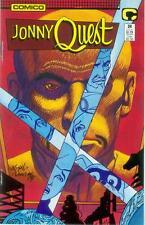 Jonny Quest # 24 (Marc Hempel) (USA, 1988)