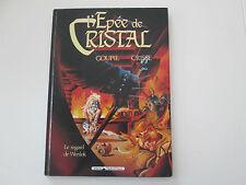 L'EPEE DE CRISTAL T2 EO1991 BE/TBE LE REGARD DE WENLOK EDITION ORIGINALE