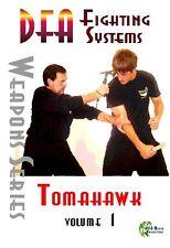 Tomahawk vol. 1 & 2 - Kali, KunTao, Silat (2 DVD's)