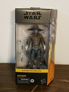 "Star Wars The Black Series 6"" CAD BANE Figure"