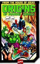 Origins of Marvel Comics, , Lee, Stan, Good, 1997-09-01,