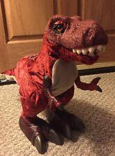 MONTY The T REX Dinosaur, Lg Interactive  Walks & Roars By Playskool-Kota & Pals