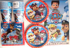 PAW PATROL -Nick Jr. Birthday Party Supply Pack Kit 16