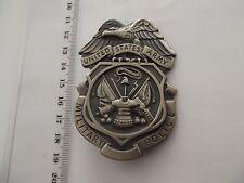 A33-11 Military Police Shield Badge Original MP US Army USA RARE