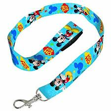 Mickey Mouse Clubhouse Disney Cartoon Kids Birthday Party Favor Lanyard
