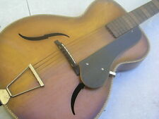 alte schöne Vintage Gitarre Archtop Schlaggitarre Otwin