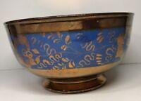 Ancien Petit Saladier En Céramique De Jersey H 8,5 D 16 Cm Voir Photos