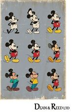 Mickey Mouse (Evolution) Maxi Poster - 61cm x 91.5cm PP33309 - 566