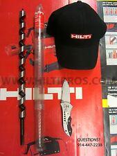 "Hilti Wood Boring Ship Auger Bit (1"" X 18""), Brand New, Free Hilti Hat"