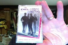 Del-Lords- Johnny Comes Marching Home- new/sealed cassette tape