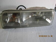 LINCOLN TOWN CAR 95-97 1995-1997 HEADLIGHT DRIVER LH LEFT OE CLEAR