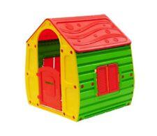 Casetta in PVC per bambini senza spigoli 102x90x109 cm