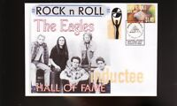 THE EAGLES, ROCK HALL OF FAME INDUCTEE COVER