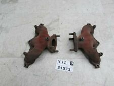 2000 01 2002 2003 2004 ODYSSEY Engine Motor EXHAUST MANIFOLD 3.5L REAR Front SET
