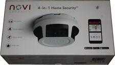 Wireless Home Security Sensor Kit w/ Smoke Detector HD Camera Motion Sensor NEW
